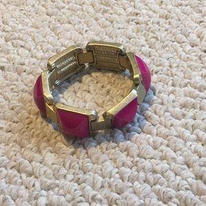 J.Crew enamel bracelet